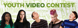 youth video contest banner